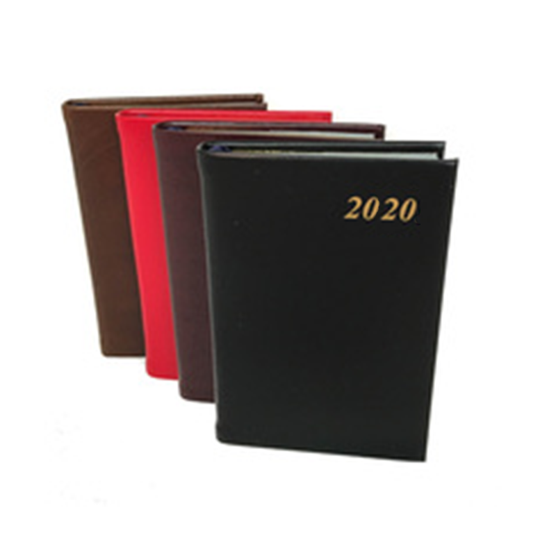 Charing Cross Smooth Leather 2020 Diary 4 x 2.5 in