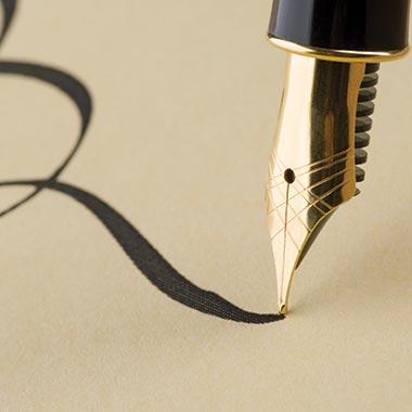 Bromfield Pen Shop, pen shop in Boston, fine writing instruments, pen repairs in Boston, on-site engraving in Boston, Boston pen services, shipping from Boston MA, Massachusetts