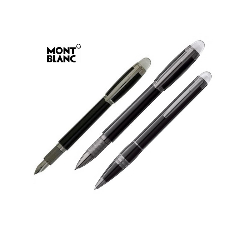 Montblanc StarWalker Pure Black Resin