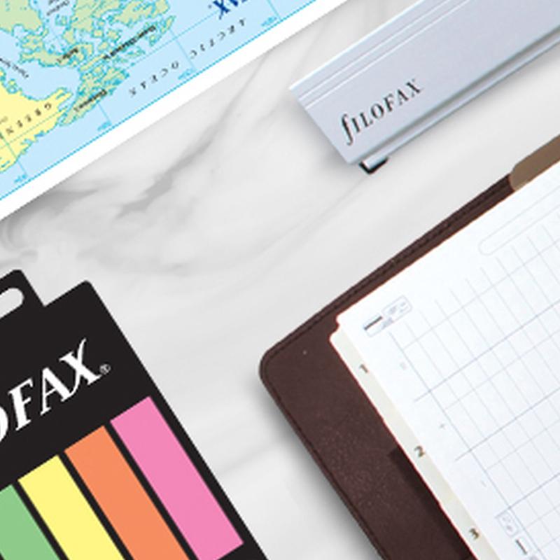 Filofax Inserts & Accessories