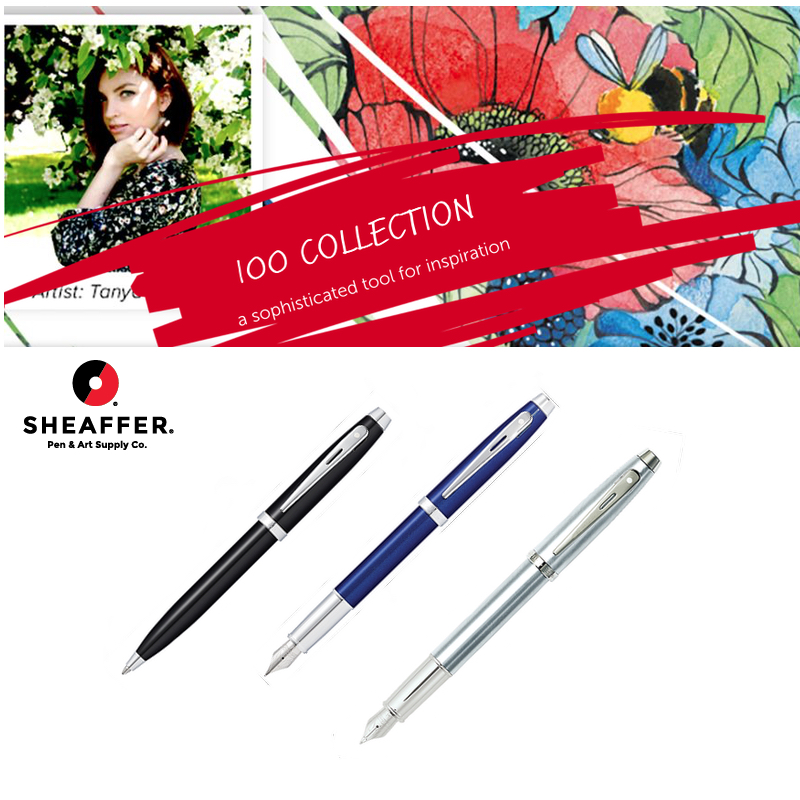 Sheaffer 100 Gift Collection