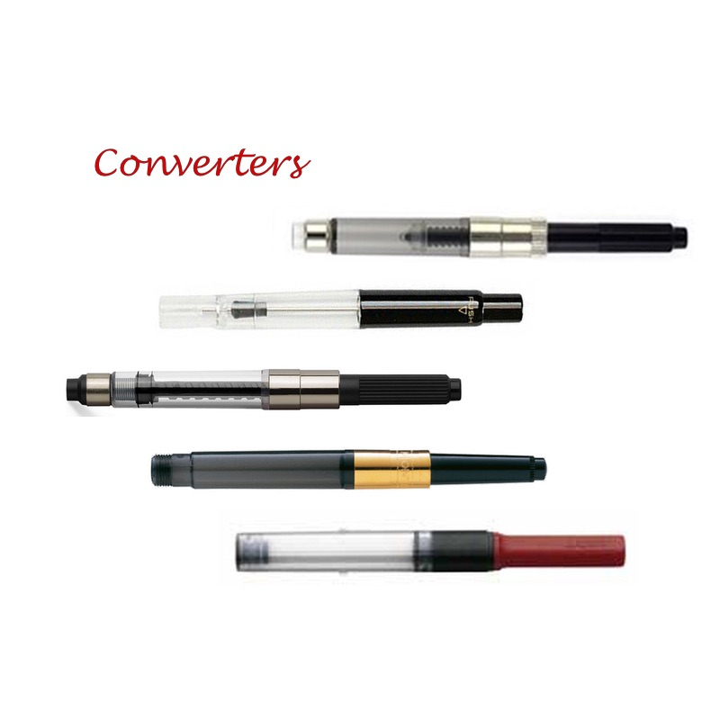 Fountain Pen Converters